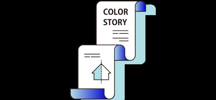 カラーデザインコンセプト
